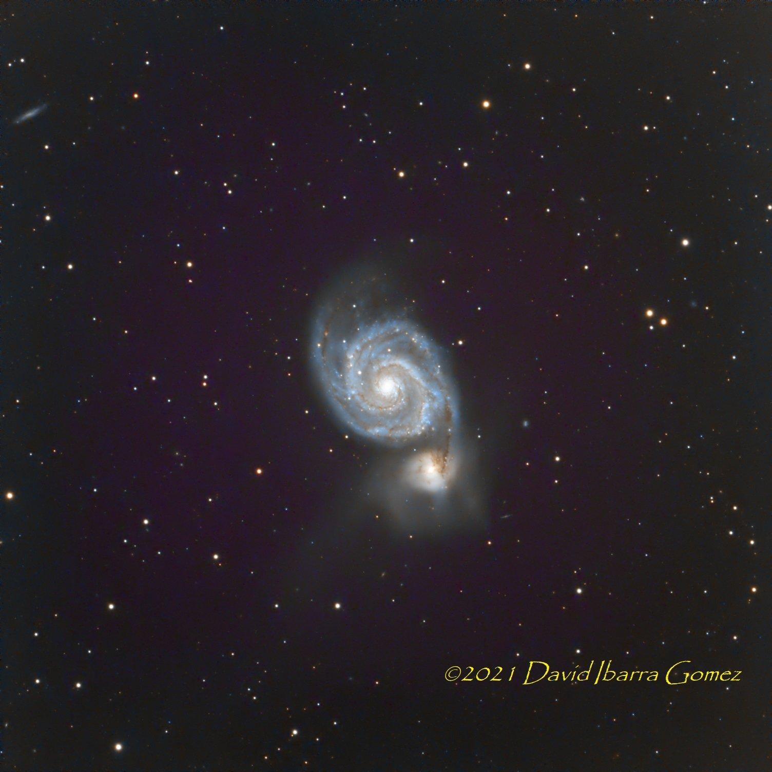M51 - David Ibarra