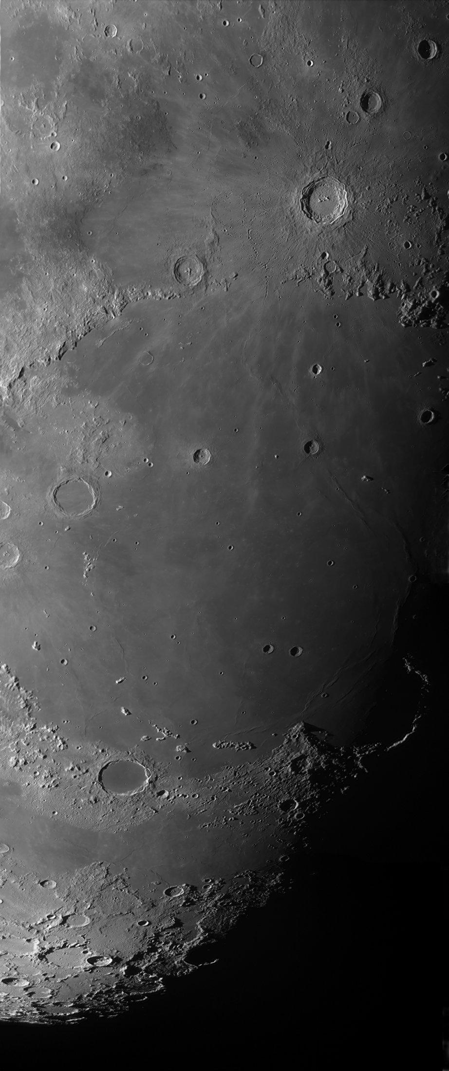 Mare Imbrium y Copernicus - Carles Labordena