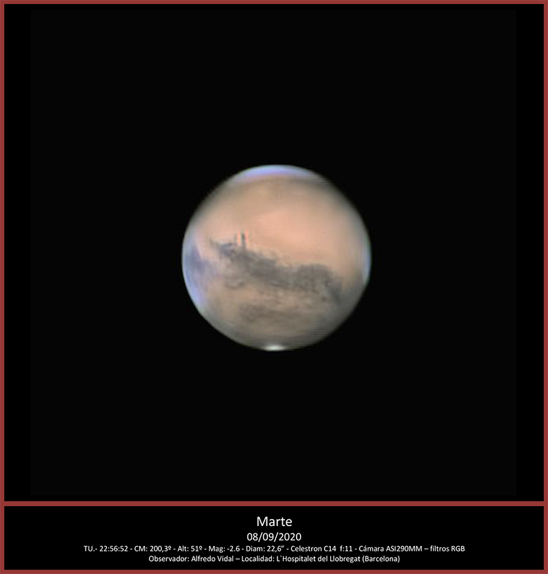 Marte - Alfredo Vidal