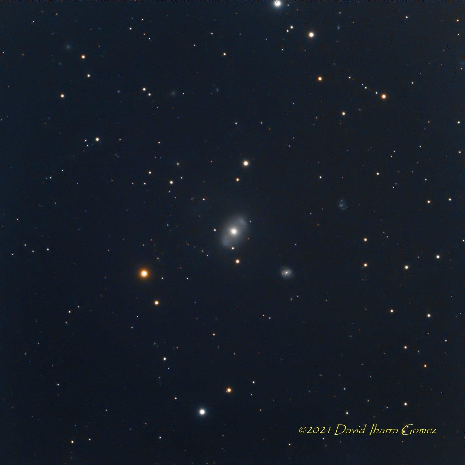 NGC4151 - David Ibarra