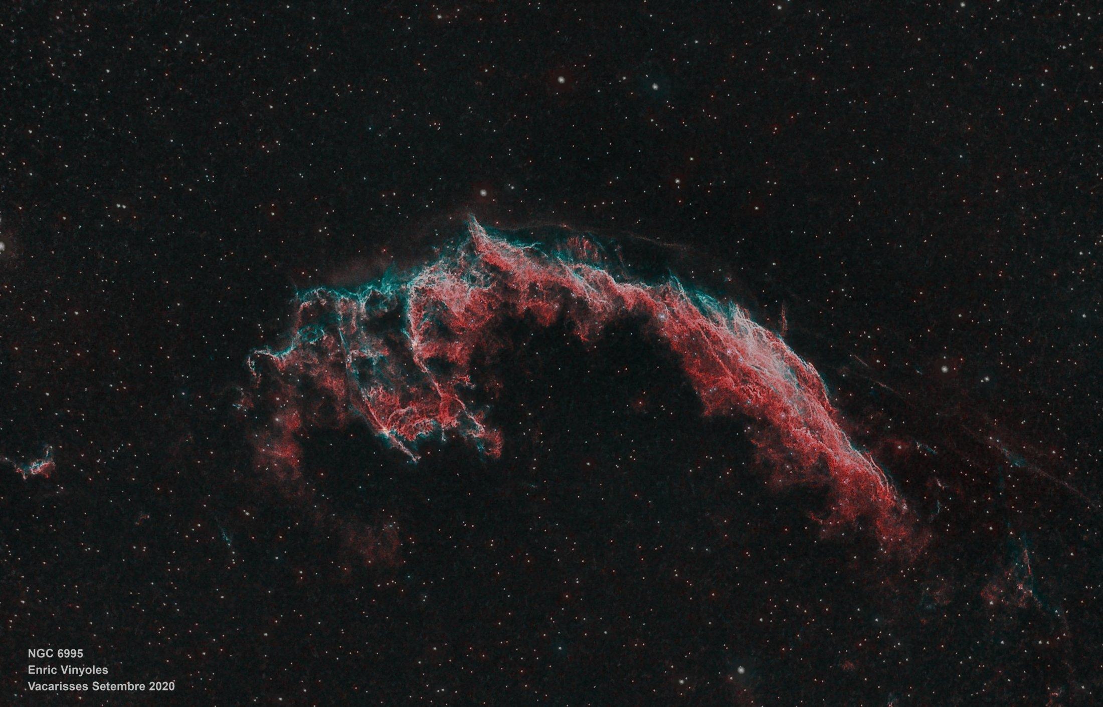 NGC6995 - Enric Vinyoles