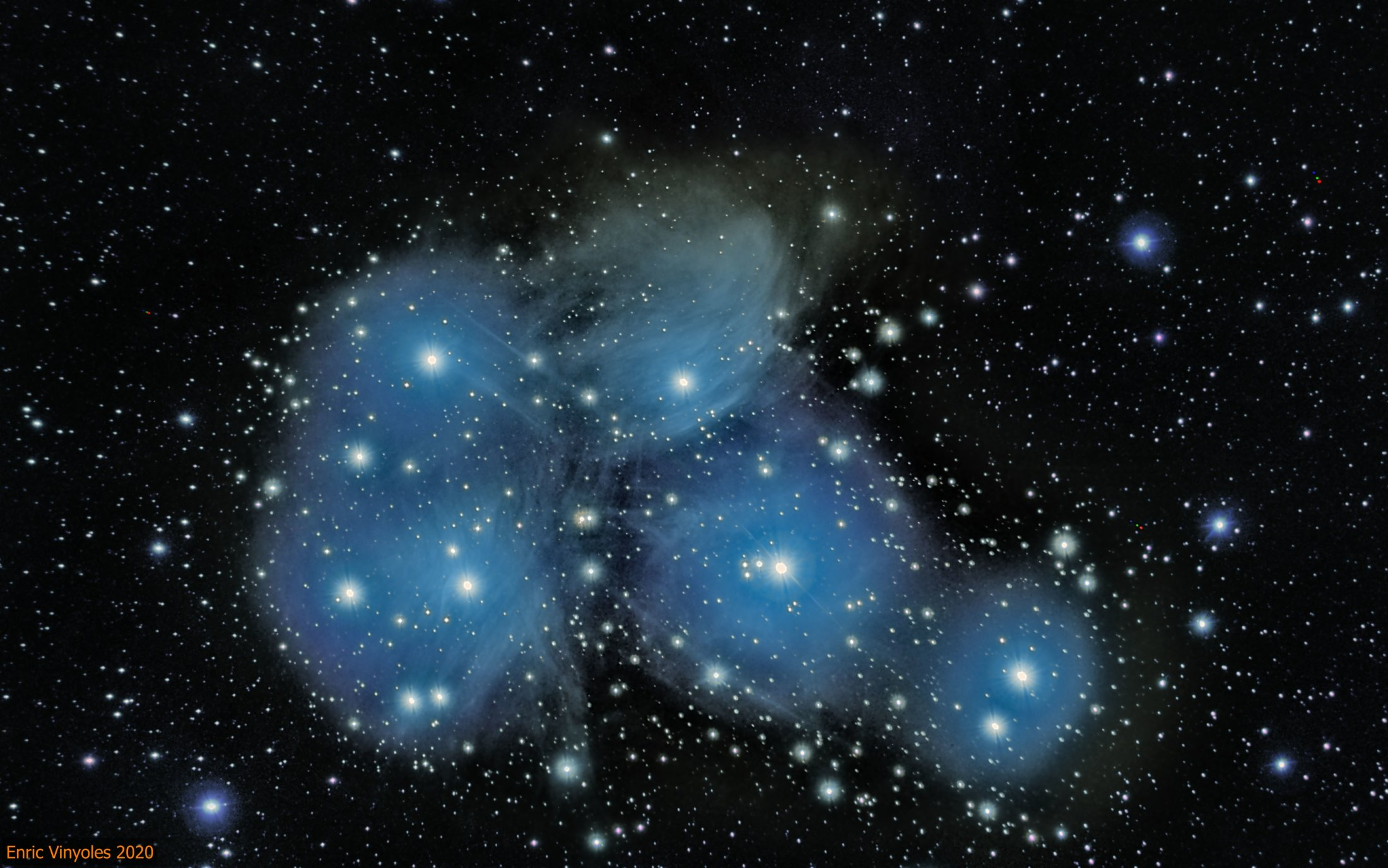 Pleiades - Enric Vinyoles