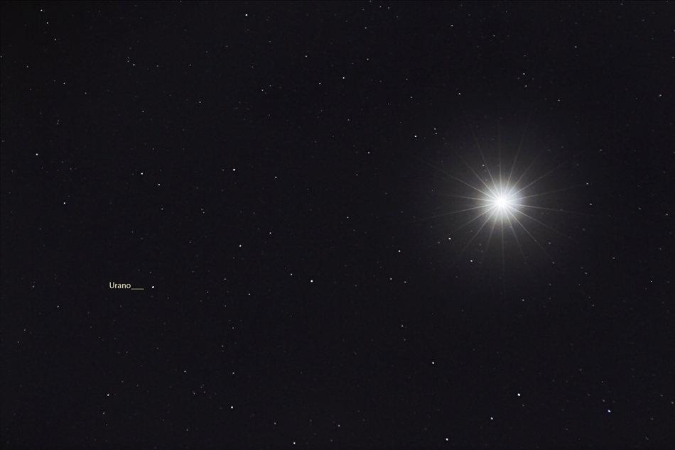 Venus y Urano - Carles Labordena